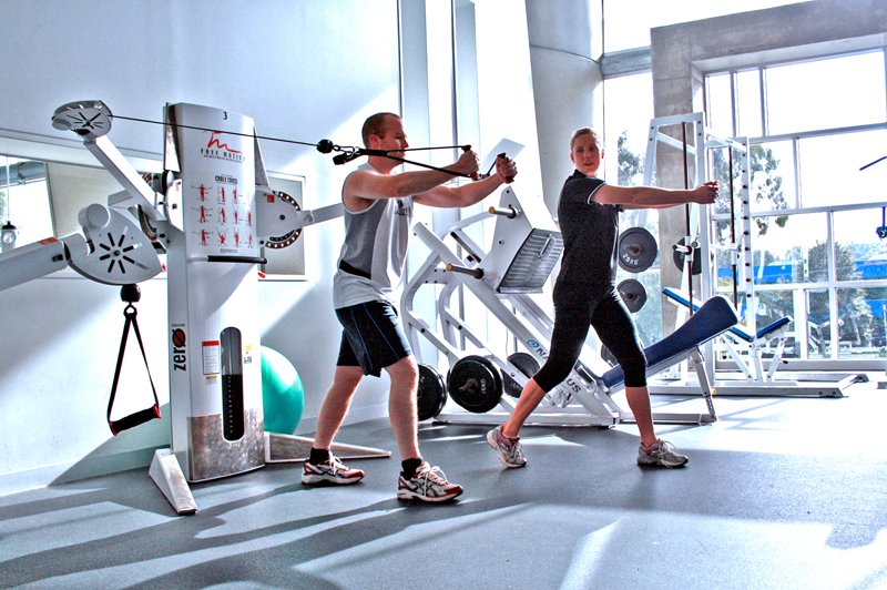 Barcelona sports and fitness