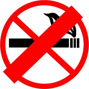 Barcelona stop smoking